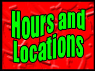 Hours and Locations